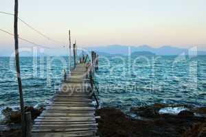 Gulf of Thailand Scenery
