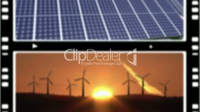 ökologische Energiegewinnung