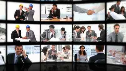 Menschen am Arbeitsplatz