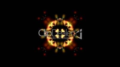 flare buddhism mandala fire flower pattern,kaleidoscope,music concert disco neon texture.