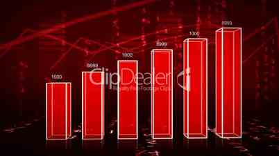 growth_chart_3d_red