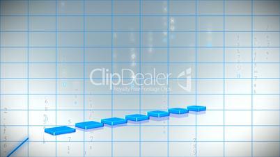 growth chart_blue_3d