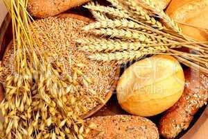 Brot und Getreide