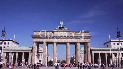 Berlin - Brandenburger Tor bei Tag