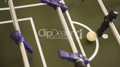 Table Soccer - Penalty Kick