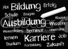Bildung Ausbildung Karriere