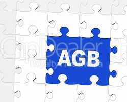ABG - Allgemeine Geschäfts Bedingungen