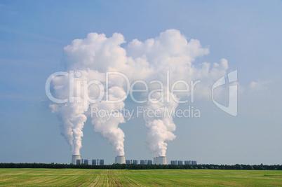 power plant Jaenschwalde - Kraftwerk Jänschwalde 20