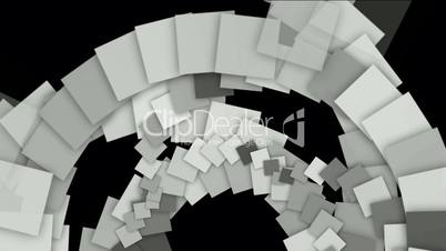 abstract swirl square paper,mechanic gear compass,computer tech web background.