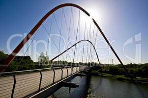 Nordsternpark Bridge