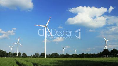 Windenergie Windpark Windkraftanlage