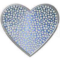 Diamant Symbol Herz