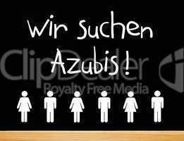 Wir suchen Azubis !