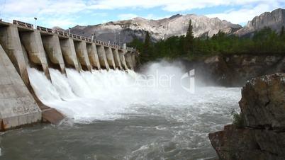 Hydro Electrical Power Dam