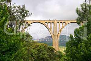 Guadalupe Brücke - Guadalupe bridge 06