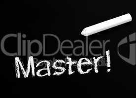 Master ! - Konzept Studium und Bildung