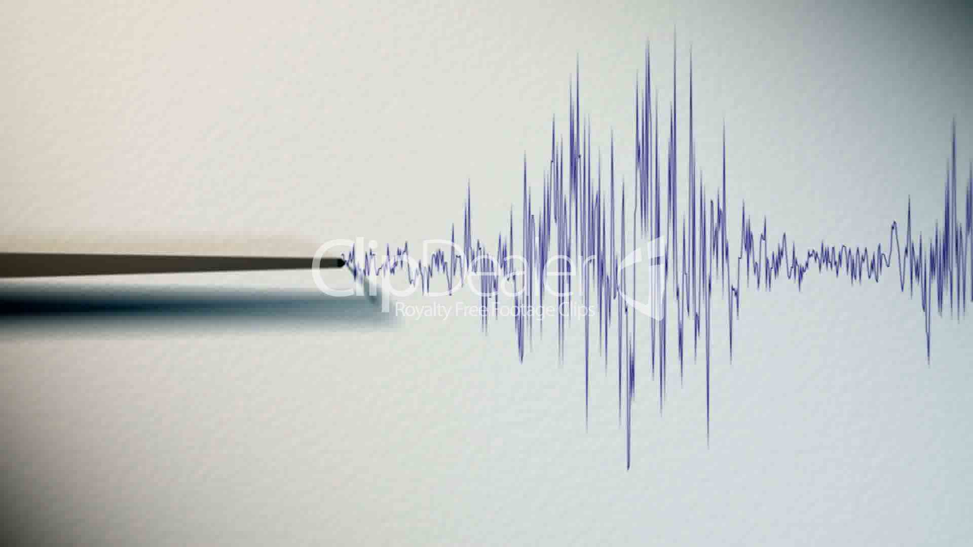 Seismograph Royalty Free Video And Stock Footage