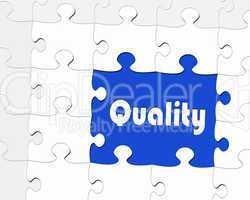 Quality - Qualität