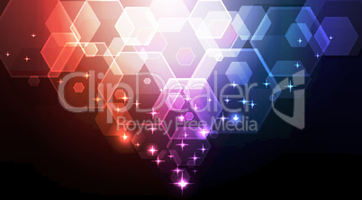 glowing abstract background,eps10 format