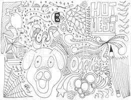 Pig Doodles