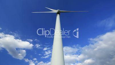 Windrad Windkraftanlage Windenergie