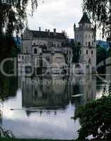 Castle Anif, Austria