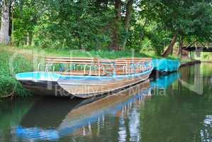 spreewald boat