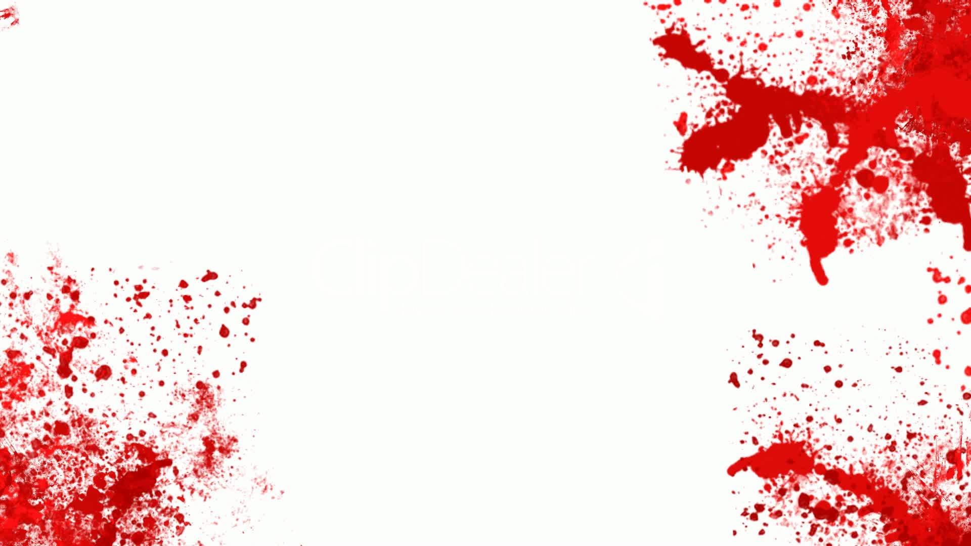 Blood splashes: Royalty-free video and stock footage