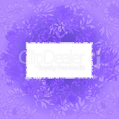 purple floral background.eps
