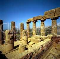 Temple of Juno, Agrigento, Sicily