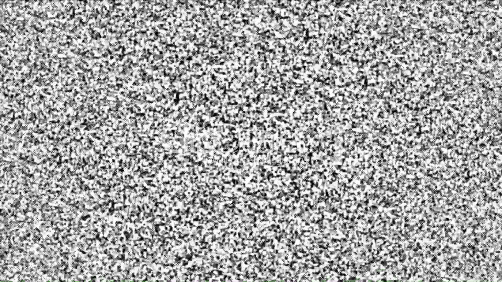 television static  royalty