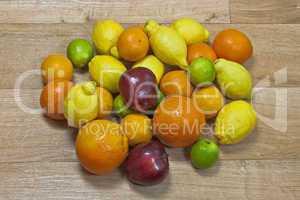 Früchte mit viel Vitamin C