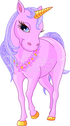 unBeautiful Pink Unicorn
