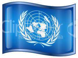 United Nations Flag Icon