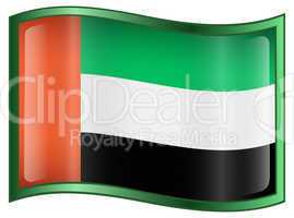 United Arab Emirates Flag Icon
