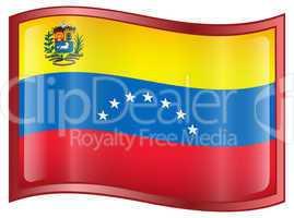 Venezuela Flag icon.