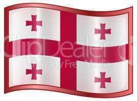 Georgia Flag icon.