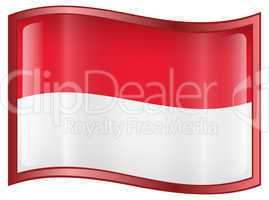 Monaco flag icon.
