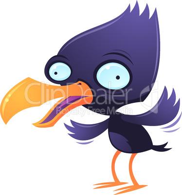 Wacky Squawking Bird