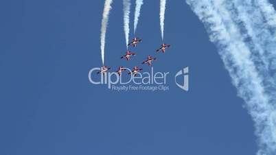 Snowbird Aerobatic Team