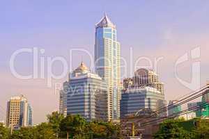 Bangkok at Dawn