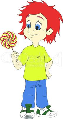 kid cartoon