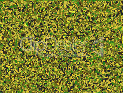 colored abstract camouflage texture
