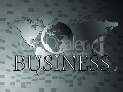 business world