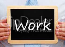Work - Arbeit