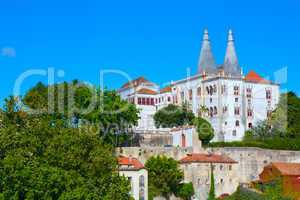 The Sintra National Palace