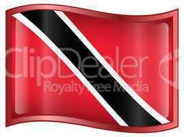 Trinidad and Tobago Flag icon.
