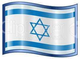 Israeli Flag icon.
