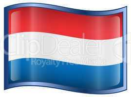 Dutch Flag icon.