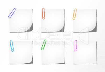 Notepad variations